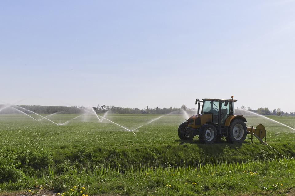 L'irrigation agricole incontournable face au changement climatique
