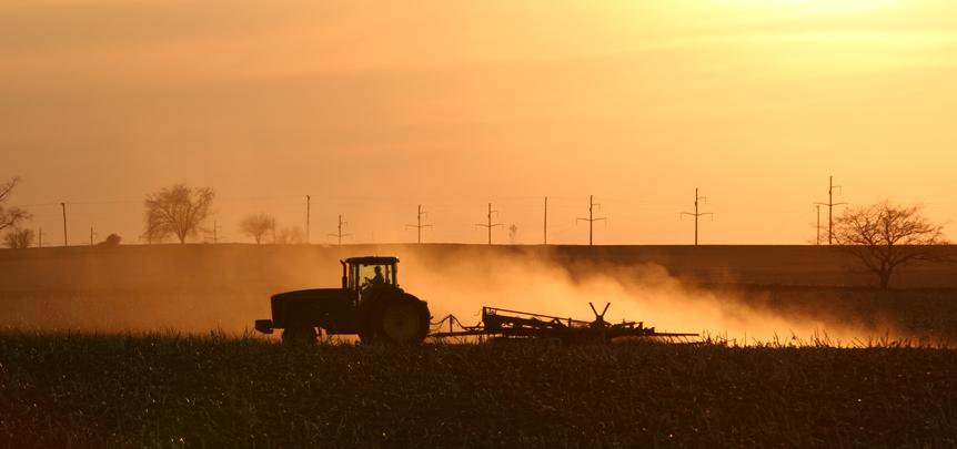 Au Canada, les agriculteurs observent un temps anormalement sec
