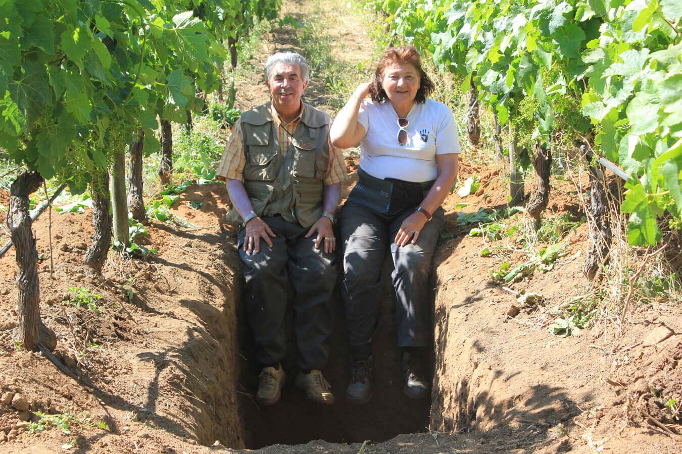 Interview de Claude et Lydia Bourguignon, microbiologistes des sols