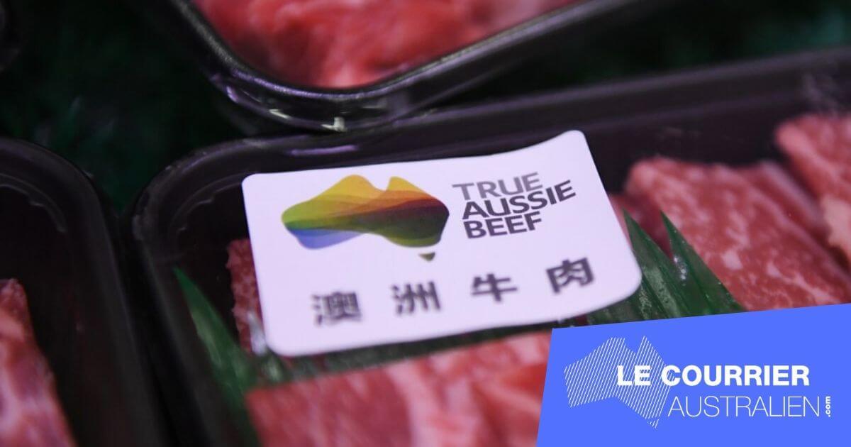 Pékin restreint ses importations de bœuf australien en pleine tension avec Canberra