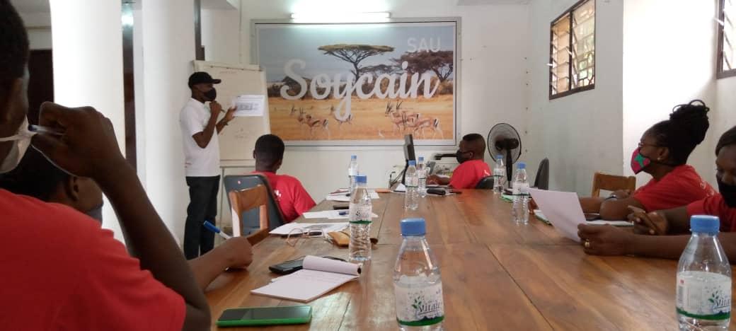 SOYCAIN le leader du soja bio au Togo lance le début de ses activités pour  la campagne agricole 2020/2021