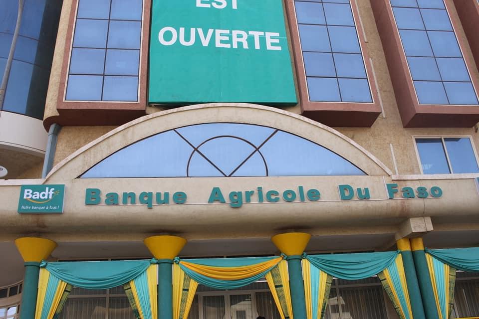 Un projet de loi de financement de la Banque agricole, adopté au Burkina Faso