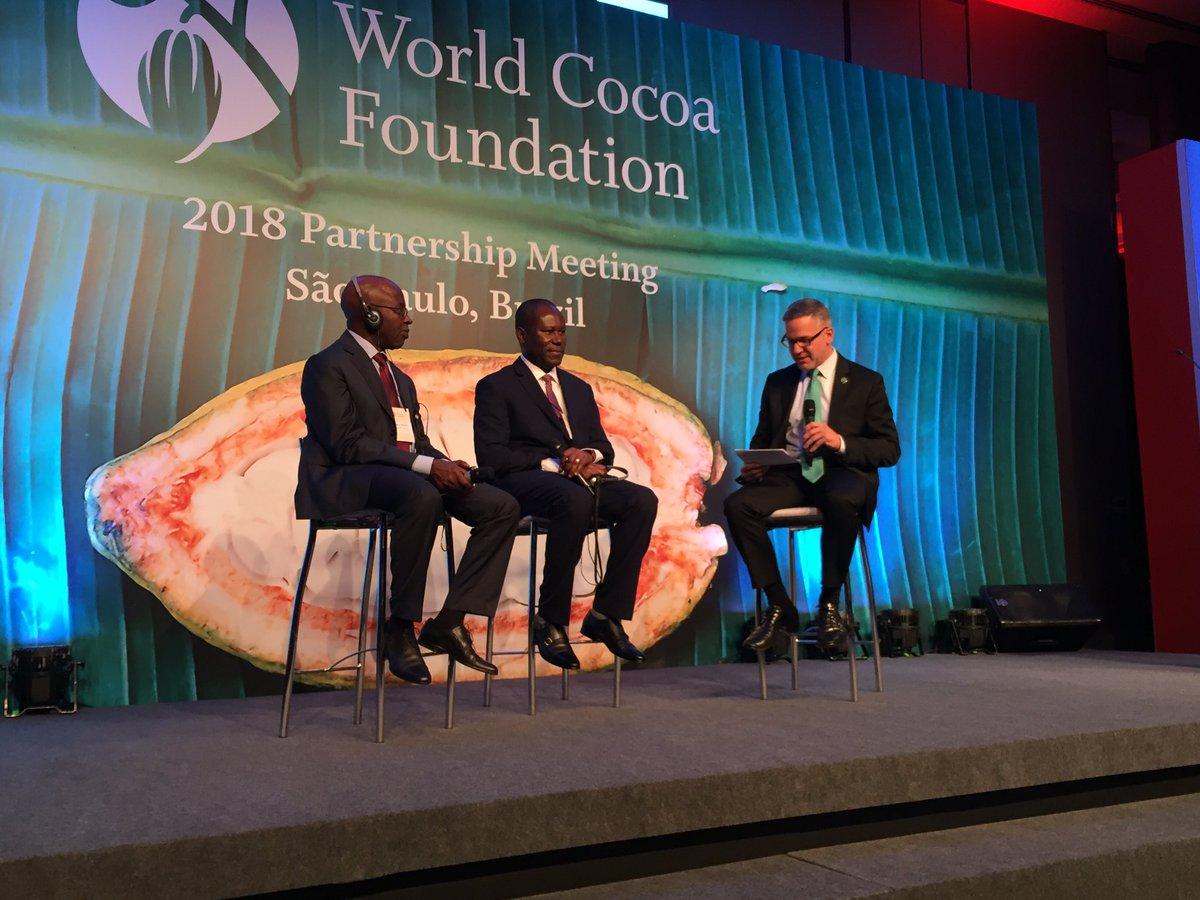 Le cacao en Afrique de l'Ouest