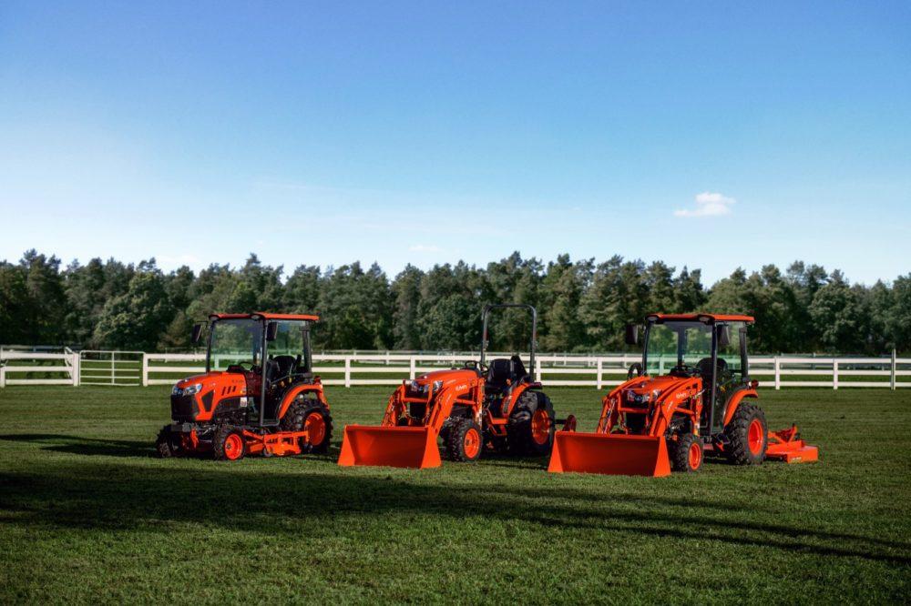 Kubota Canada dévoile ses nouveaux modèles de tracteurs compacts série LX