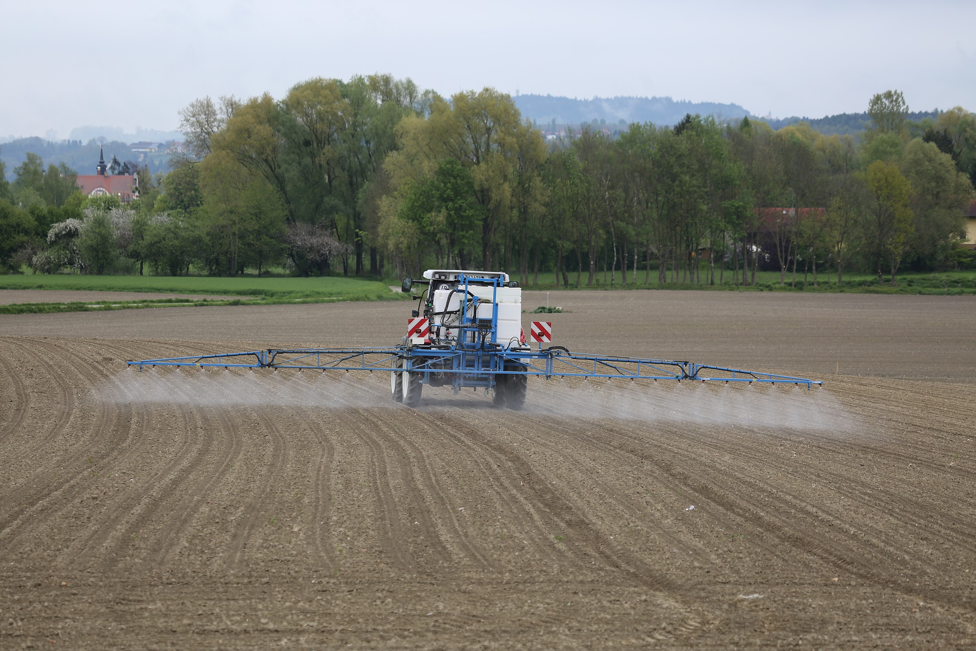 Bruxelles consulte sur la directive Pesticides