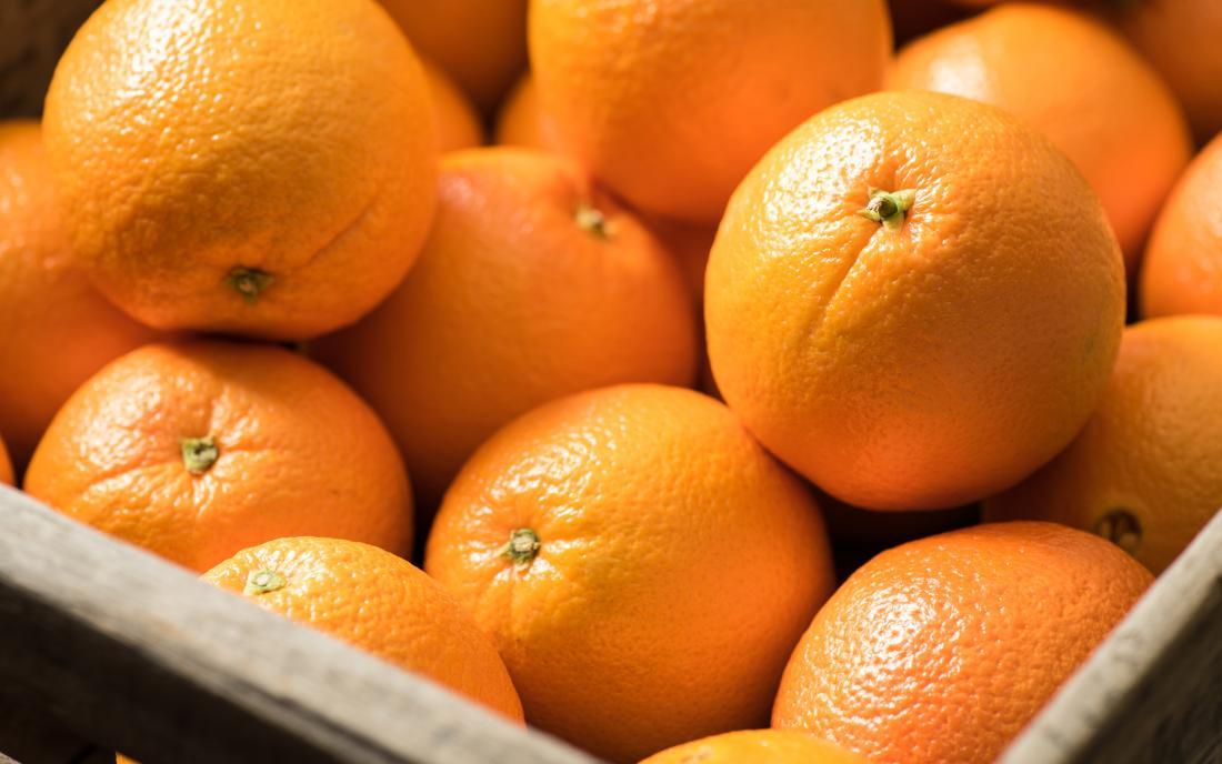 Le Maroc est classé dans le top 15 des producteurs mondiaux d'oranges