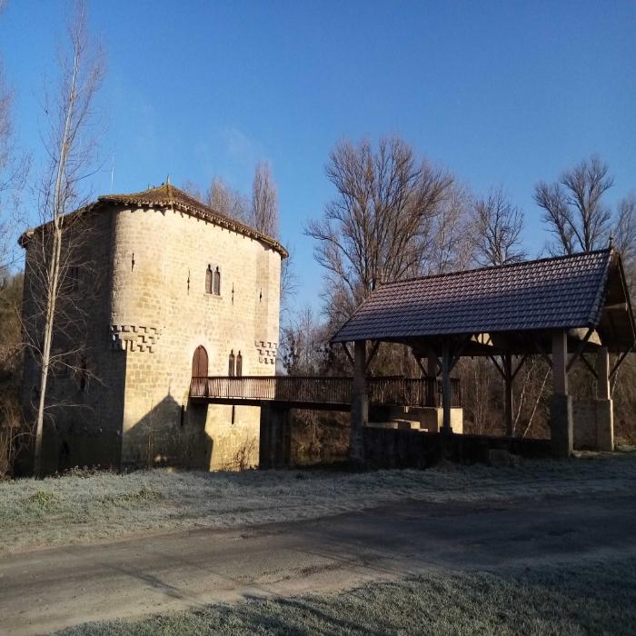 Voici quelques vues hivernales de Gironde, sud-ouest France, secteur Entre-Deux-Mers. Ici viticulture (en coteaux séchants) et grandes cultures (en vallées aux terres plus profondes) se partagent l'espace. Des paysages variés, et un riche patrimoine historique, avec bastides et villages datant du Moyen Âge...A cette saison, les céréales et couverts d'hiver (ici des féveroles) sont déjà bien développés, un peu de verdure !