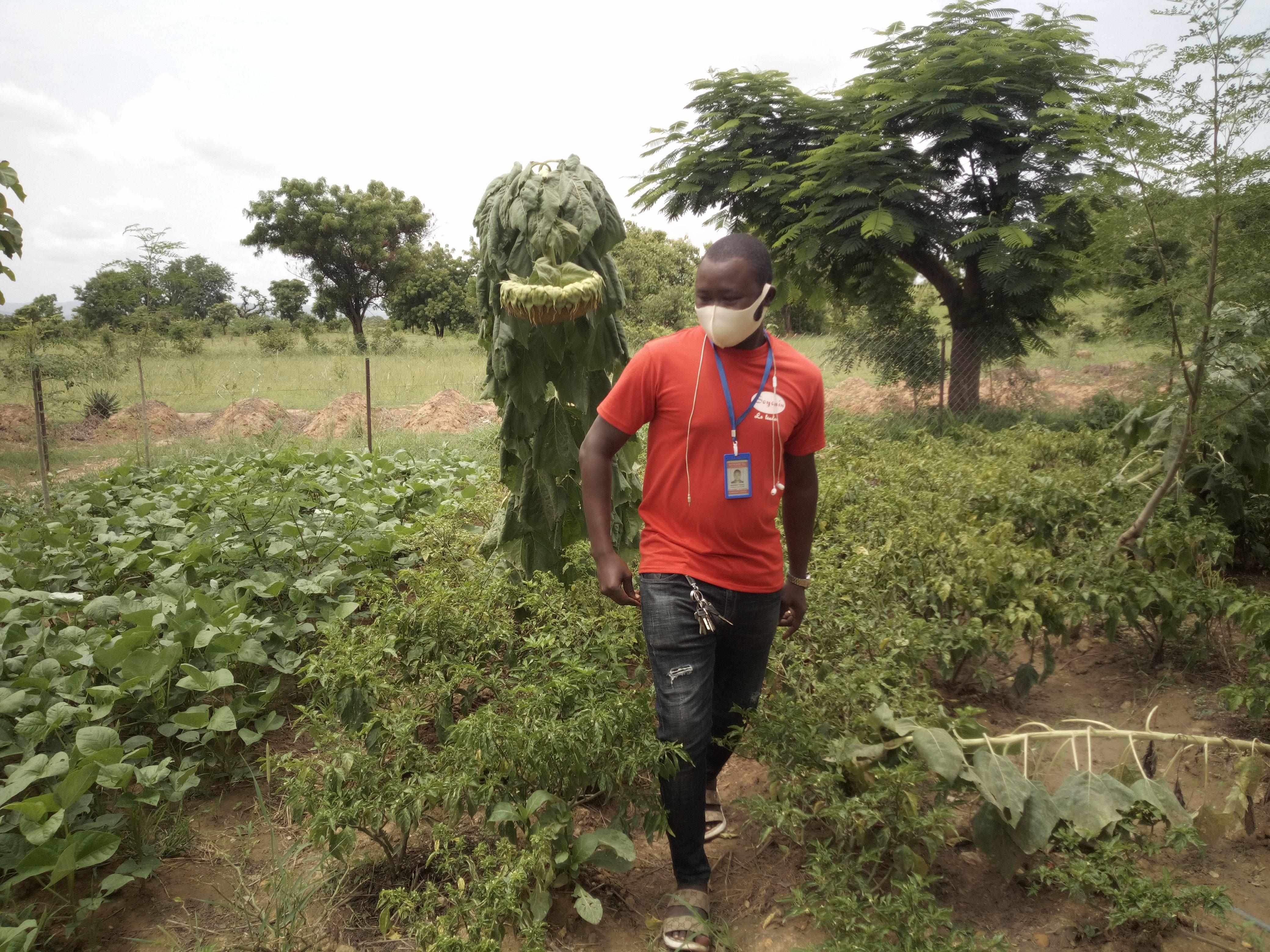 Victor Yempabe,Région kara